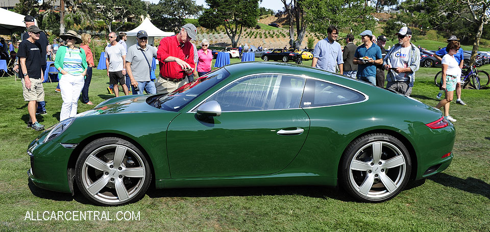 Porsche 911-991 II C2S sn-WPOZZZ99ZHS120000 2017 1,000,000th example  Porsche Works Reunion 2017