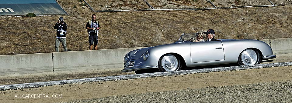Porsche 356 No.1 1948 Recreation 2018 Dr.Wolfgang Porsche Rennsport VI 2018