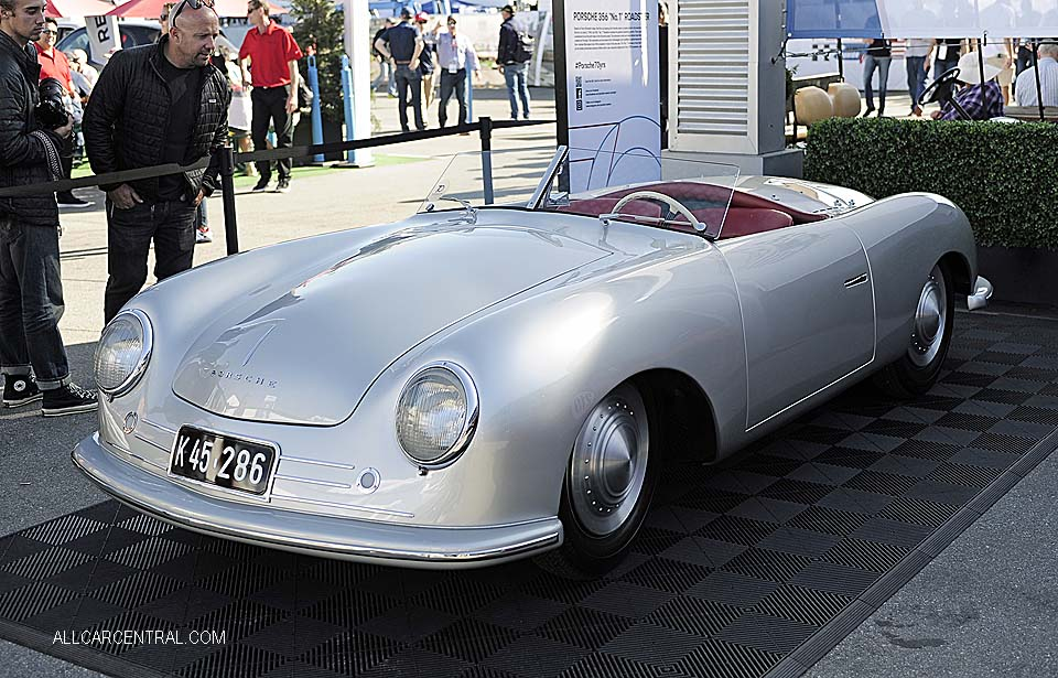 Porsche 356 No.1 1948 Recreation 2018 Rennsport VI 2018
