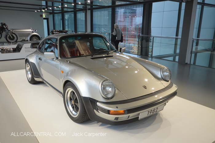 Porsche 930 Turbo 1982 248 Autostadt Museum 2015 Jack Carpenter Photo