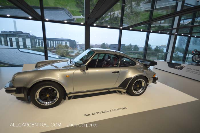 Porsche 930 Turbo 1982 249 Autostadt Museum 2015 Jack Carpenter Photo