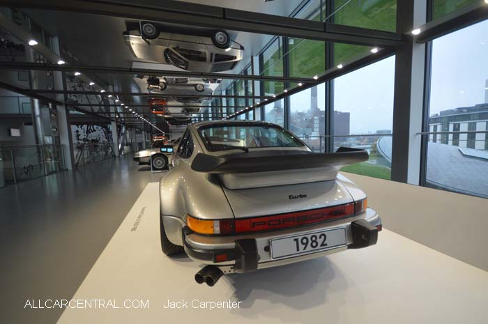 Porsche 930 Turbo 1982 250 Autostadt Museum 2015 Jack Carpenter Photo