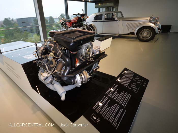 Porsche 930 Turbo 1982 251 Autostadt Museum 2015 Jack Carpenter Photo