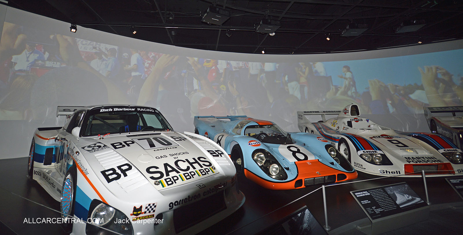 Porsche 935K3 1980 Petersen Automotive Museum 2016 Jack  Carpenter Photo