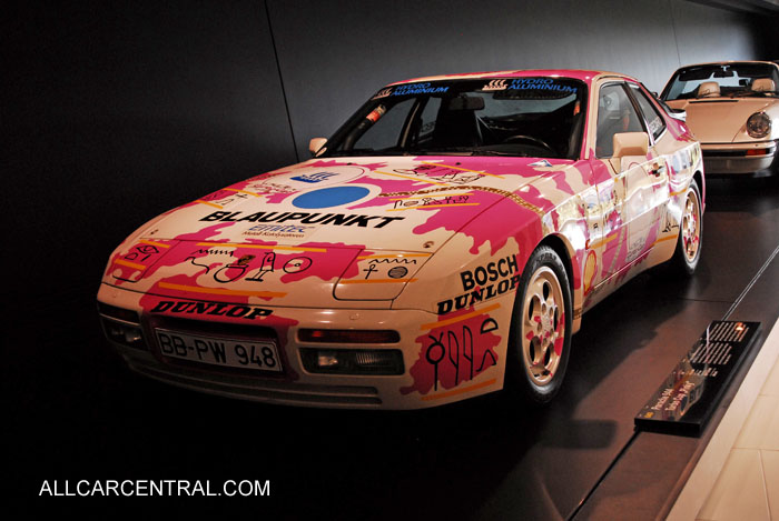 Porsche 944 Turbo Cup 'Pinky' 1987